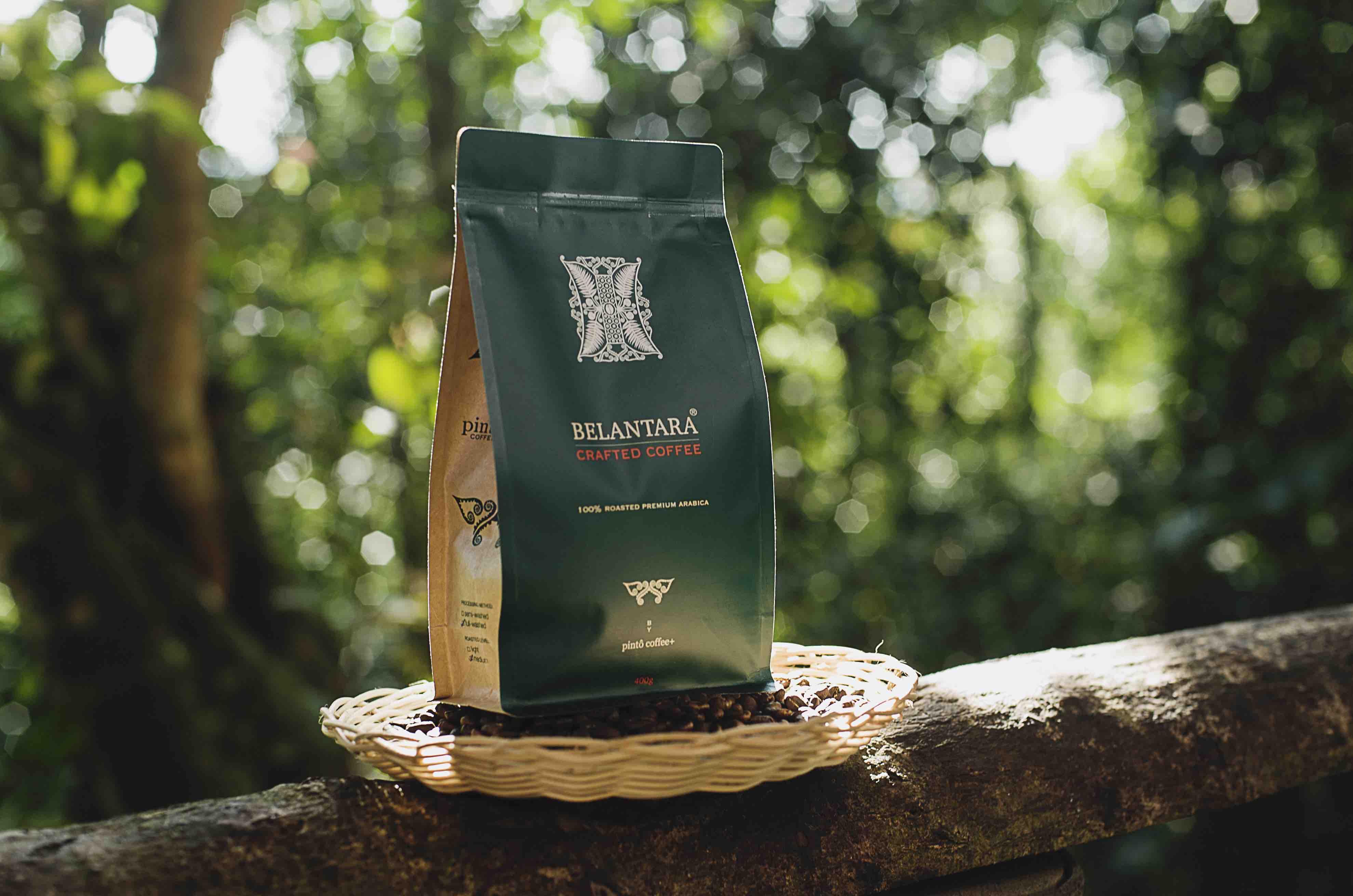 BELANTARA - Crafted Coffee