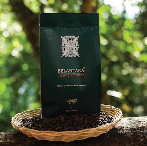 BELANTARA selected Gayo Highlands Arabica (2 Packs in 1 Price)